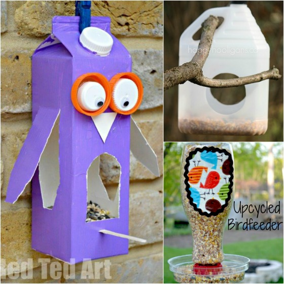 Crafts Made Out Pringles Can