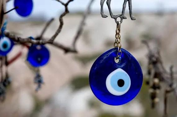 Como se proteger do mau-olhado_Olho turco