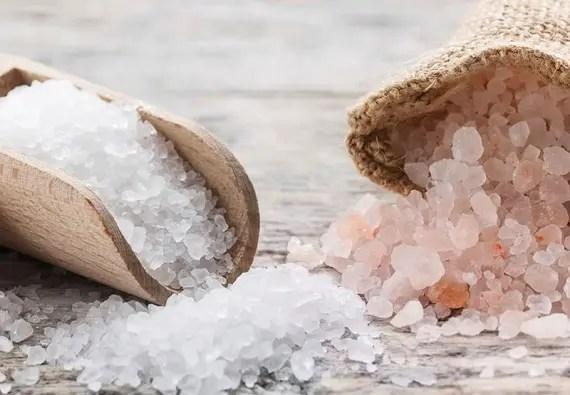 Como se proteger dos cristais de sal do mal-olhado