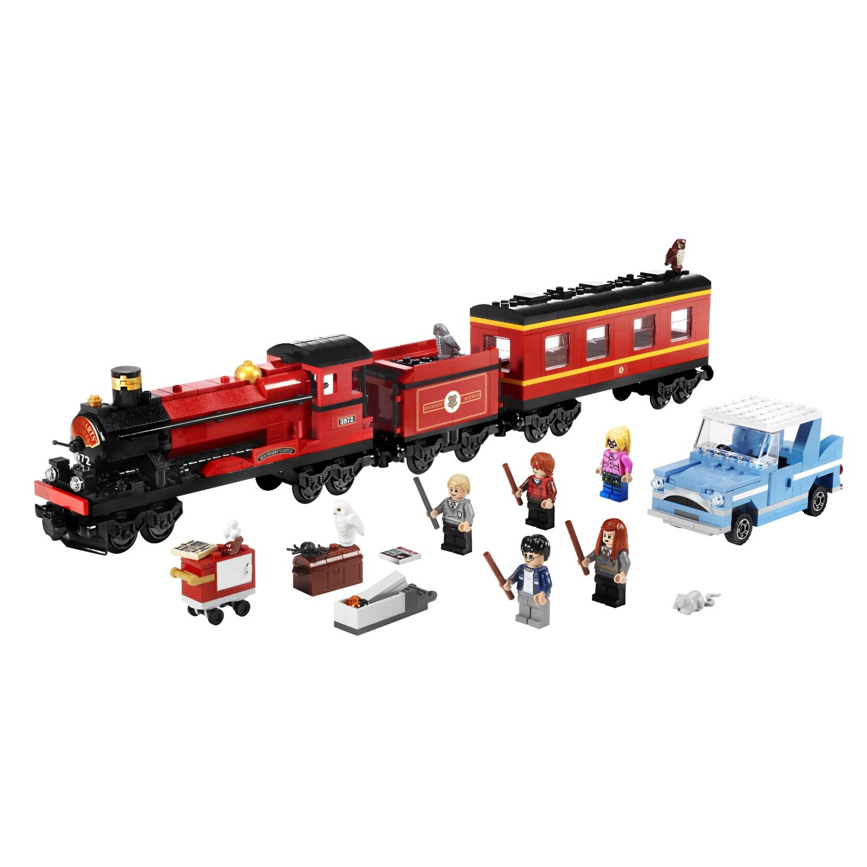 LEGO Harry Potter Hogwart's Express | The Harry Potter ...