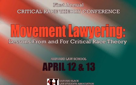 Call For Content: 1st Harvard Law School Critical Race Theory Conference |  Harvard BlackLetter Law Journal