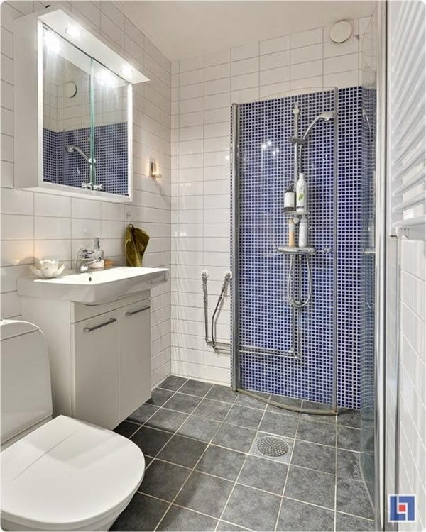 100 Small Bathroom Designs   Ideas   Hative Simple Small Bathroom Design