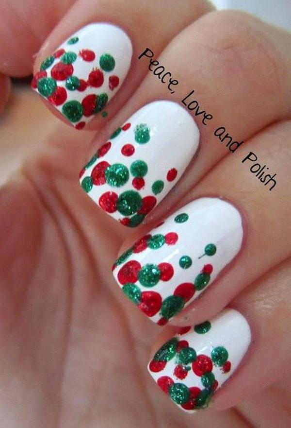 Nail Design Ideas Xmas
