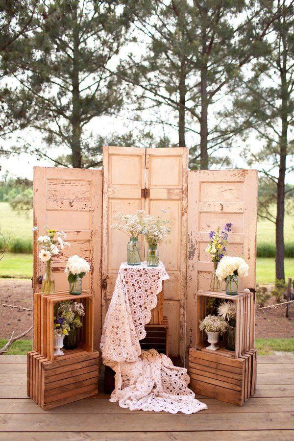 Decorating Bridal Shower Home