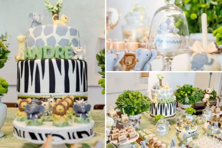 Cool Birthday Party Ideas for Boys   Hative This fabulous safari themed birthday party has been by far my favorite   Every single detail