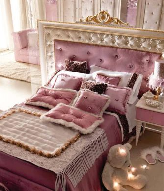 80 Inspirational Purple Bedroom Designs   Ideas   Hative Luxury Lavender Bedroom  Here s a perfect example how the combination of  gold and lavender work
