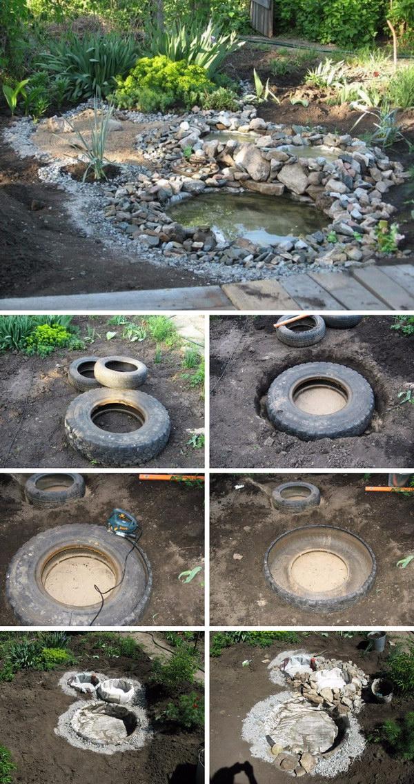 Small Plastic Garden Ponds