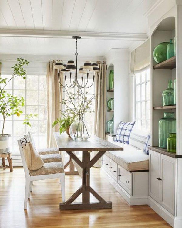 Trim Green Lime Brown Homes