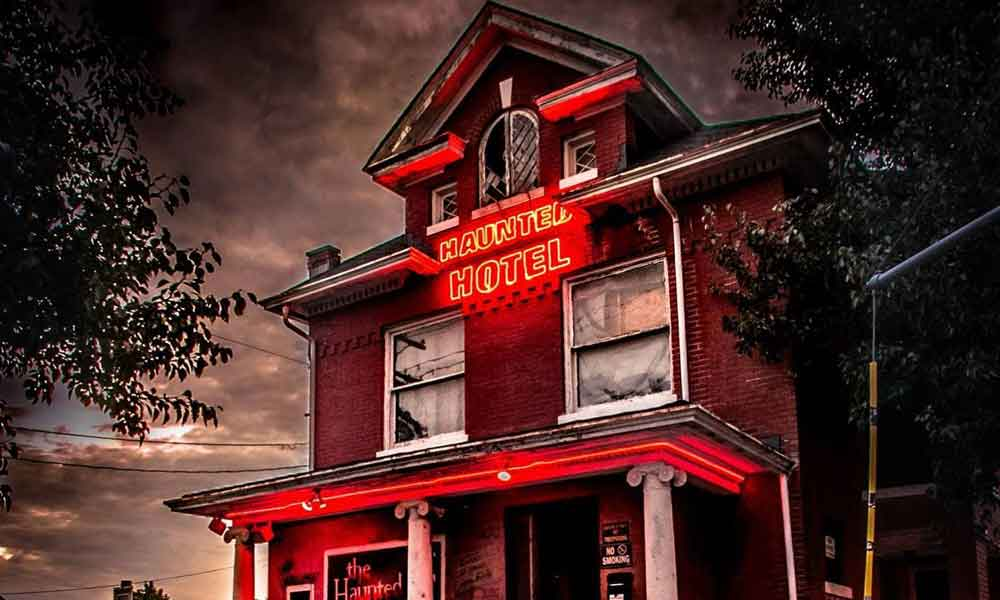 This Haunted Hotel In Kentucky Is Terrifying