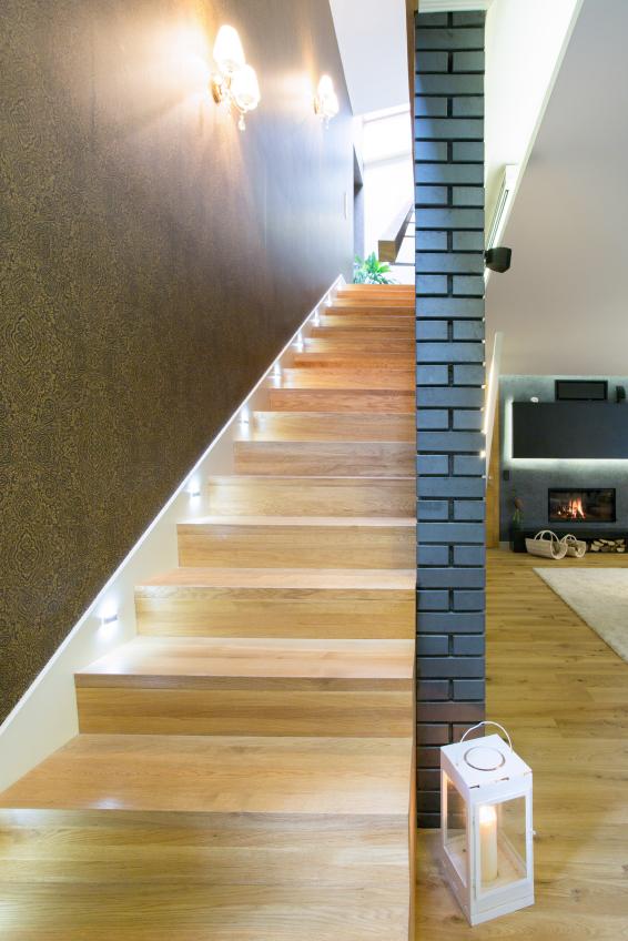 Treppe mit Laminat verkleiden » Die wichtigsten Regeln