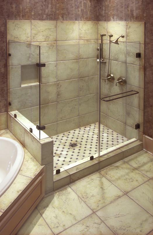 Dusche ebenerdig einbauen - Anleitung zum fachgerechten Einbau