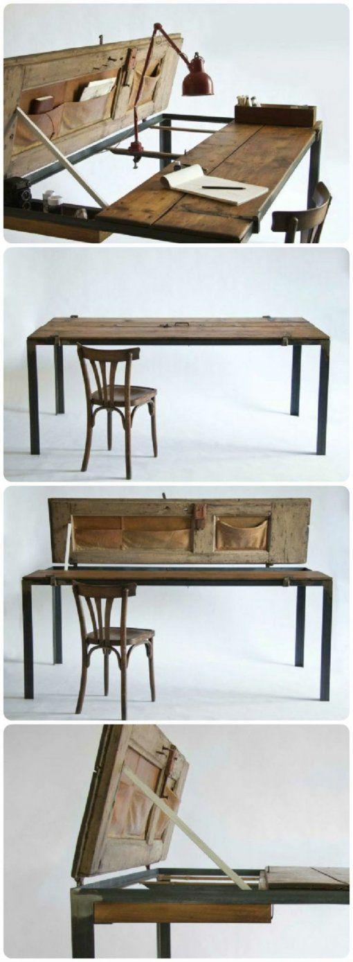 Alten Tisch Neu Gestalten Haus Design Ideen