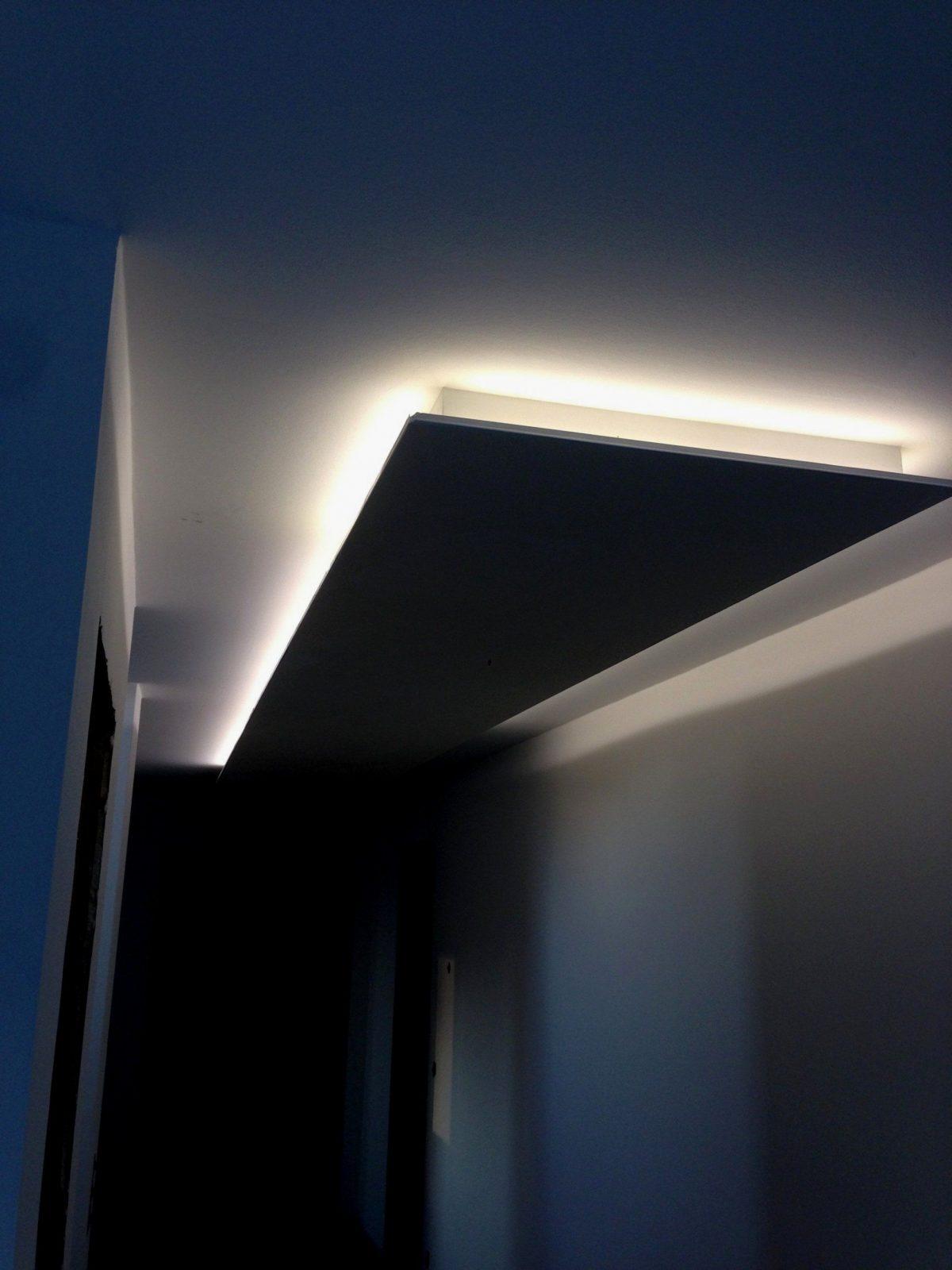 Oben Indirekte Beleuchtung Wohnzimmer Decke – Eyesopen Für von