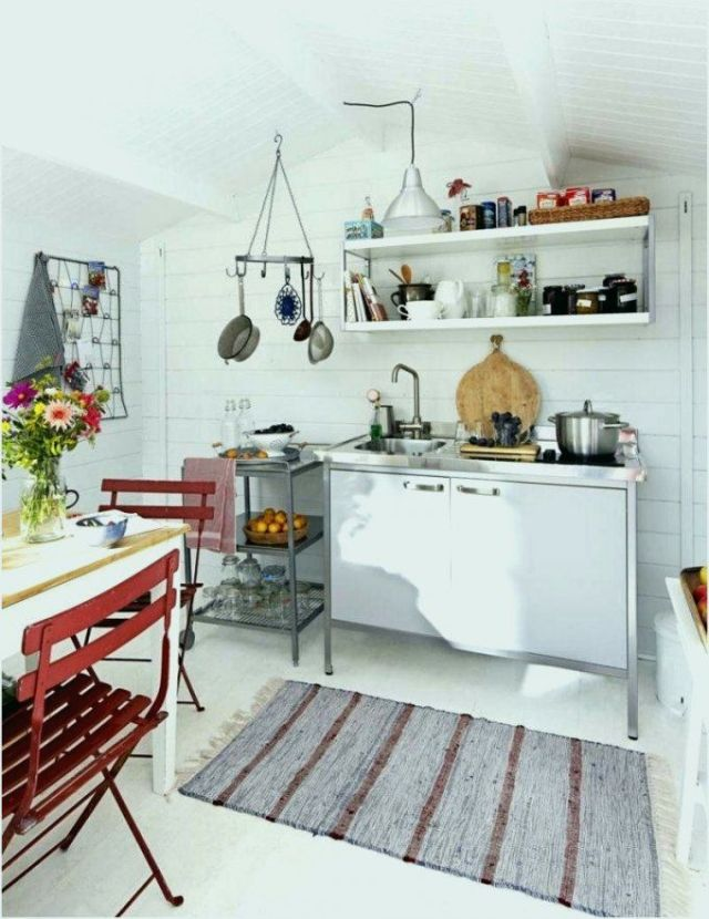 Tisch Ideen Kleine Küche Neu Kleine Küchen Mit Essplatz ...