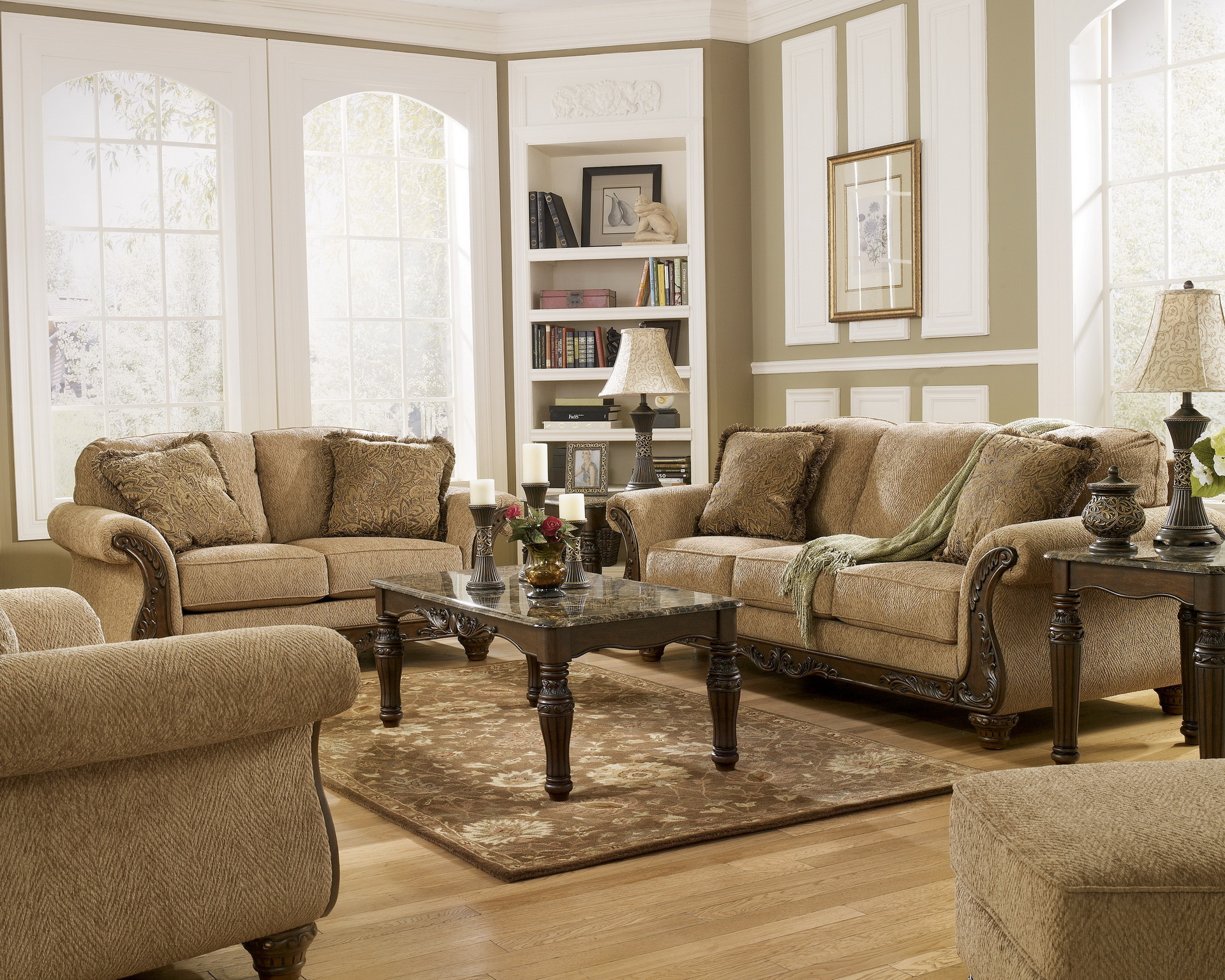 Living Room Furniture Ashley Gallery