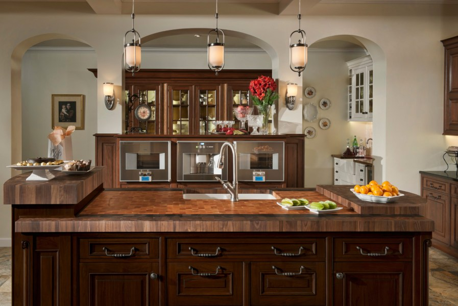 Elegant Kitchen Design   Hawk Haven Elegant Kitchen Design photo   9