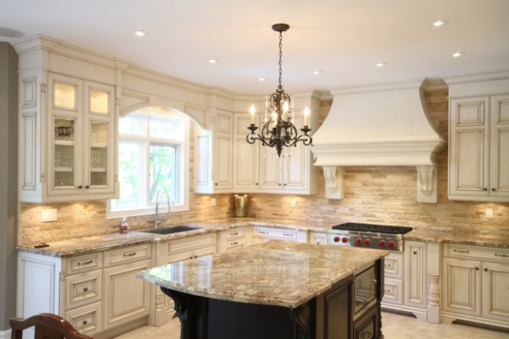 French country kitchen design pictures   Hawk Haven french country kitchen design pictures photo   1