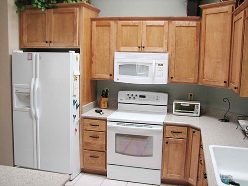 L Shaped Kitchen Furniture