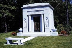 Mausoleums Hc Wood Cemetery Memorials Serving Delaware