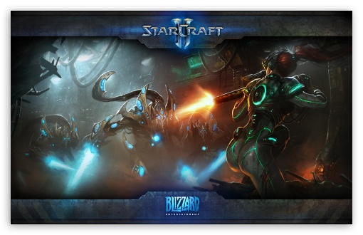 Starcraft 2 Wallpapers Hd
