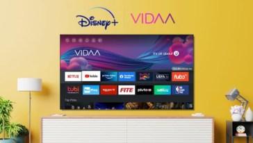 Smart TV Hisense VIDAA: arriva l'app per Disney+