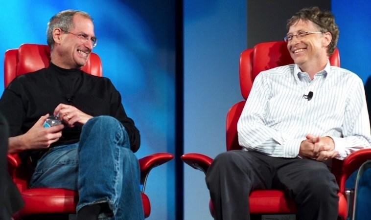 Bill Gates elogiò Steve Jobs per il lancio di iTunes Store, in una mail interna a Microsoft