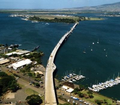 Admiral Clarey Bridge(aka Ford Island Bridge) - HDCC