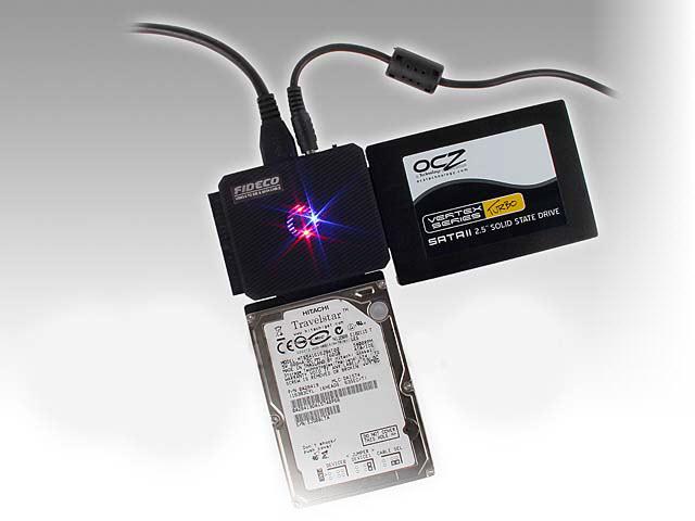 HDD үшін USB-SATA адаптері