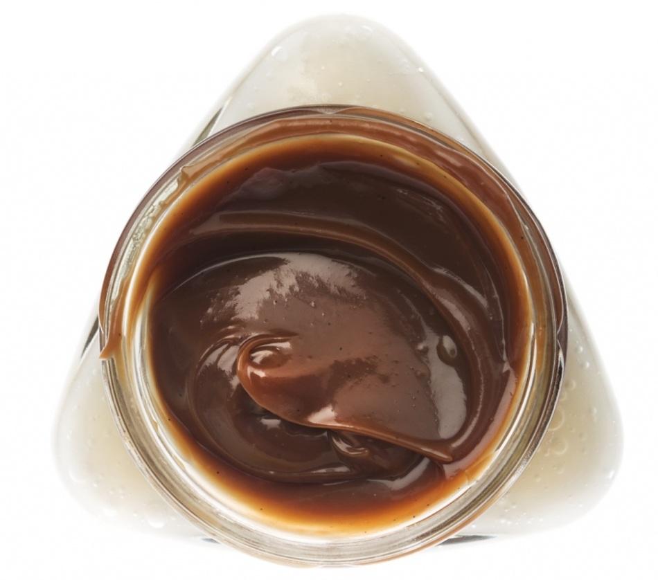 Csokoládé karamell