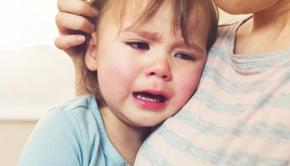 در کودکان، دلیل می تواند استرس باشد