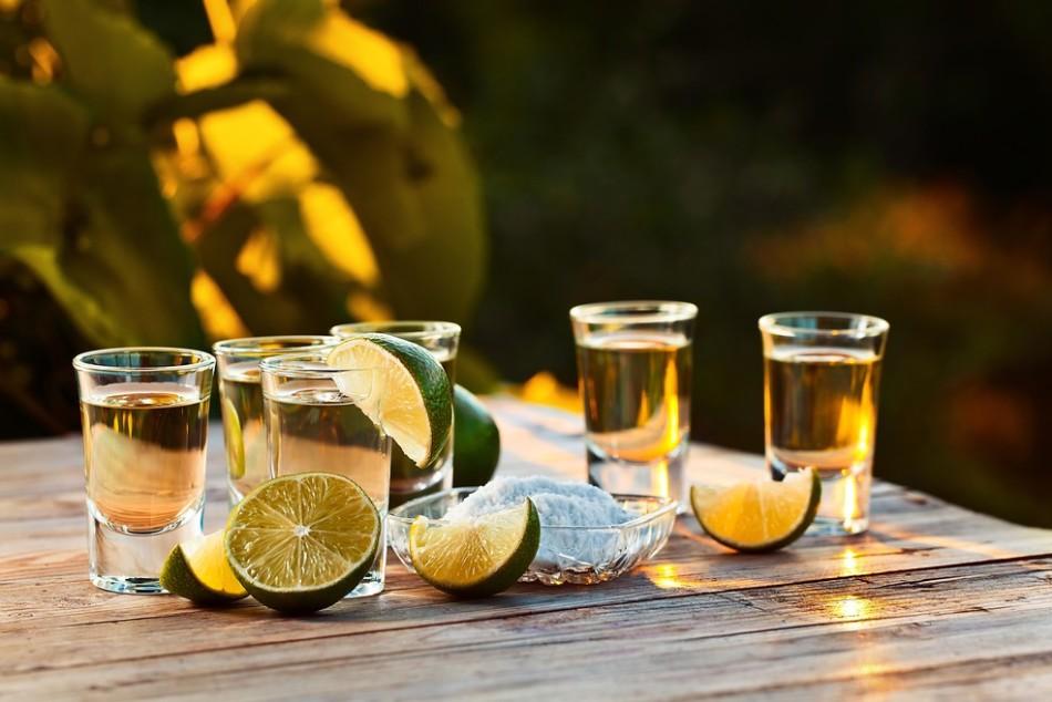 Tequila da vodka.