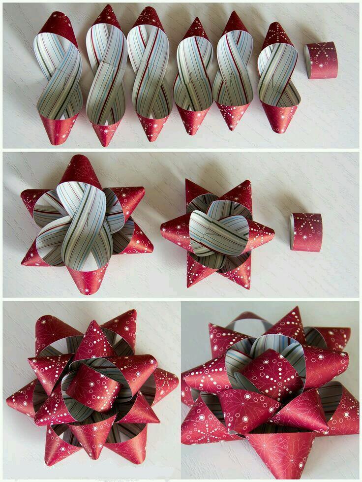 Bagaimana cara membuat pita kertas Banta yang indah?