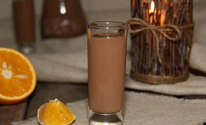 Шоколадты фаст-фуд-ликер