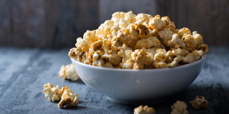 Popcorn dům