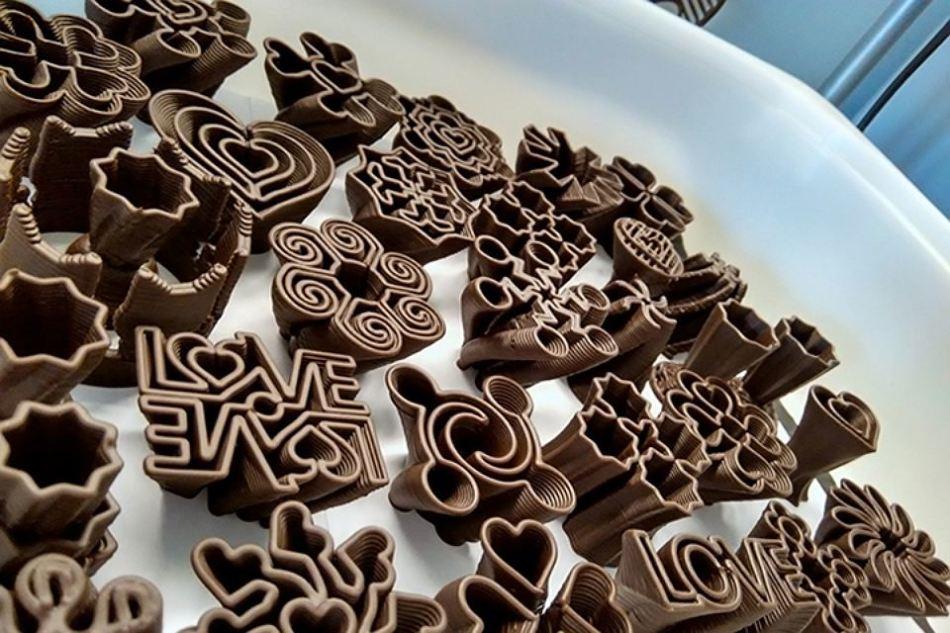 Csokoládé figurák