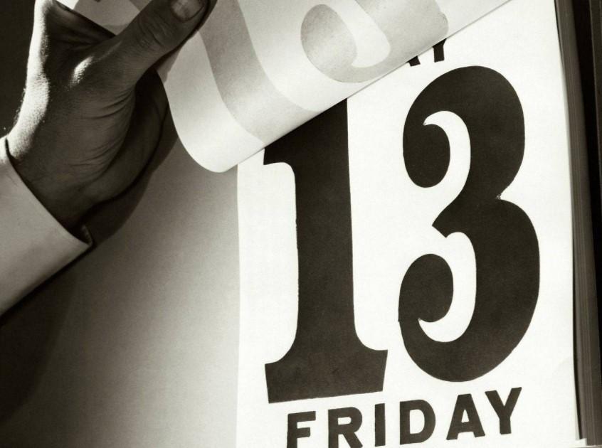 Пятницу 13 часто считают очень страшным числом