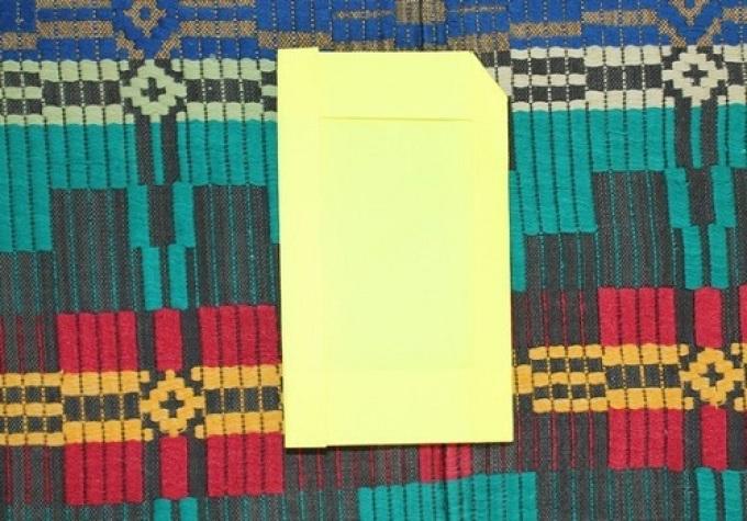 Nézd meg az origami billetét