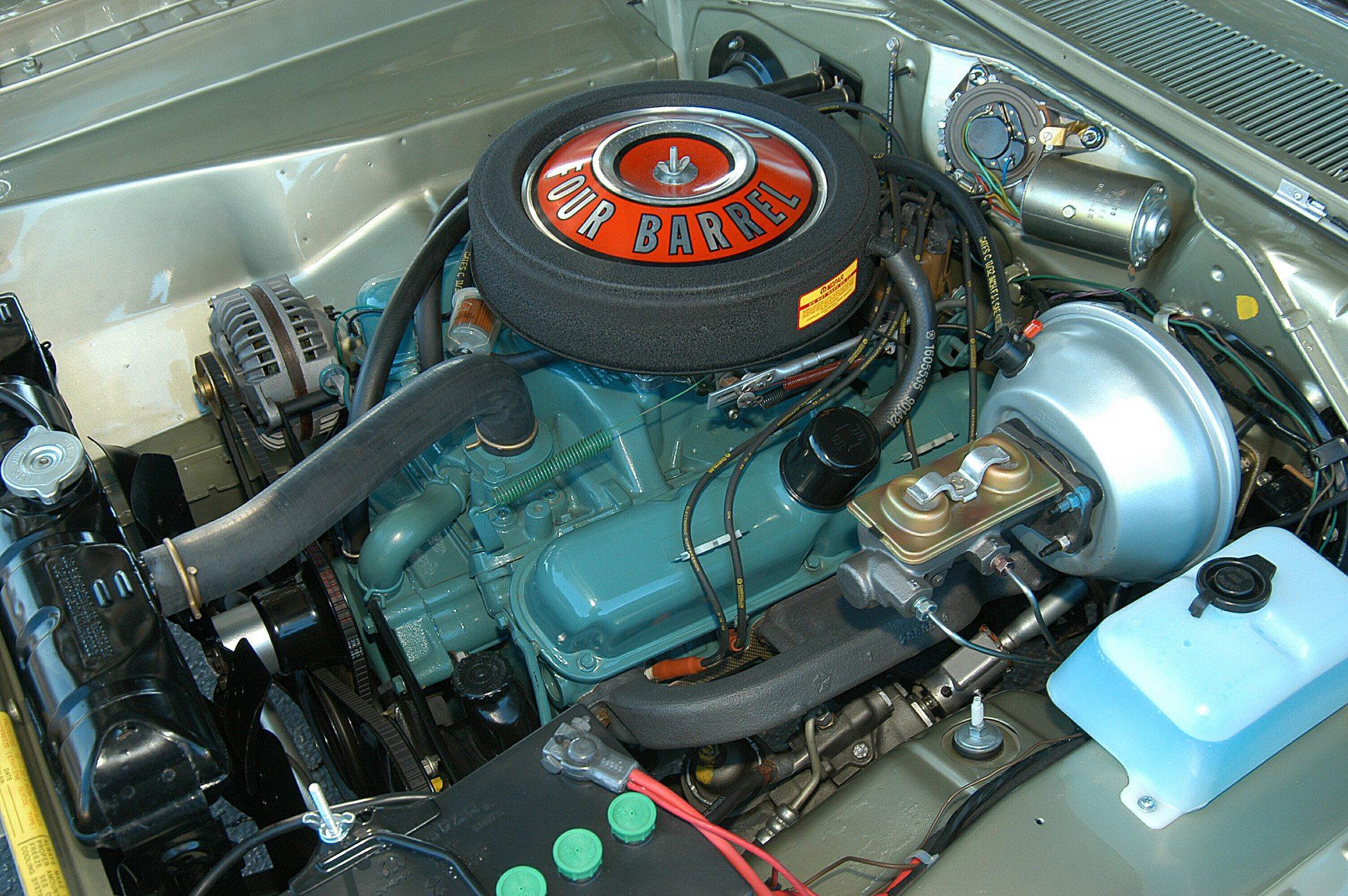 1969 Plymouth Fury Convertible
