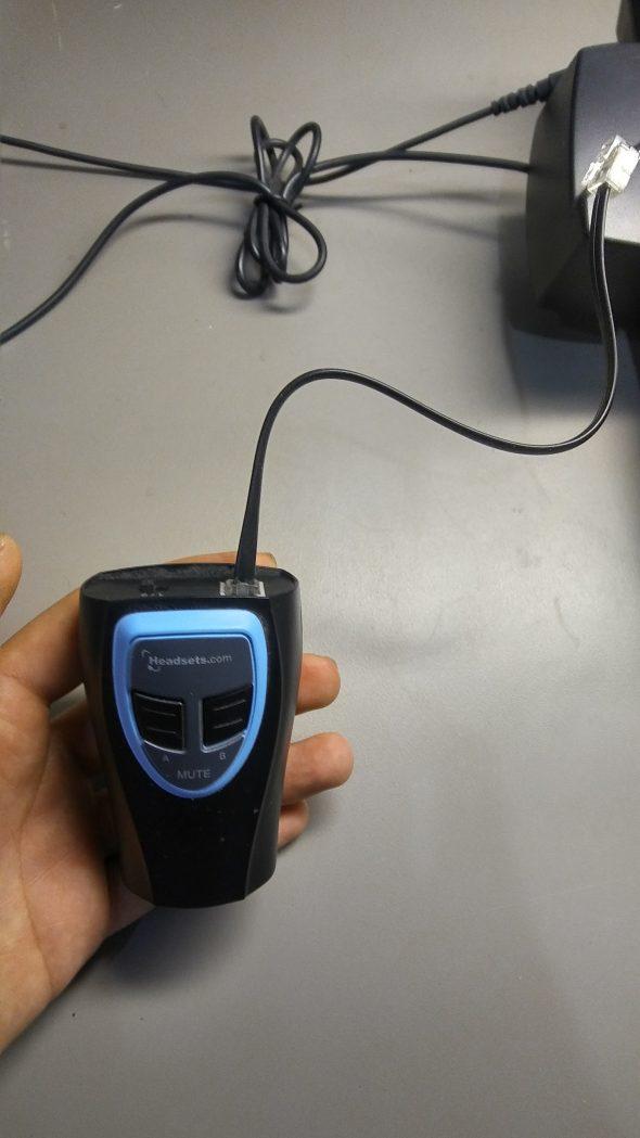 Wirless Headset Adapter
