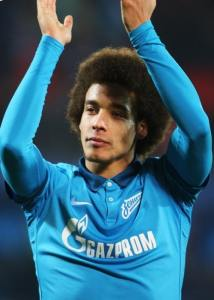 Axel Witsel Height, Weight, Age, Spouse, Family, Facts, Biography