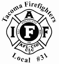 New Endorsement from Tacoma Firefighters IAFF Local 31 ...