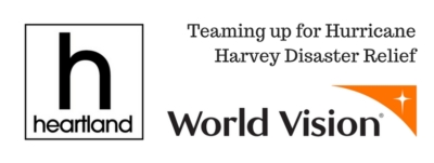 Heartland Partners with World Vision for Hurricane Harvey Relief
