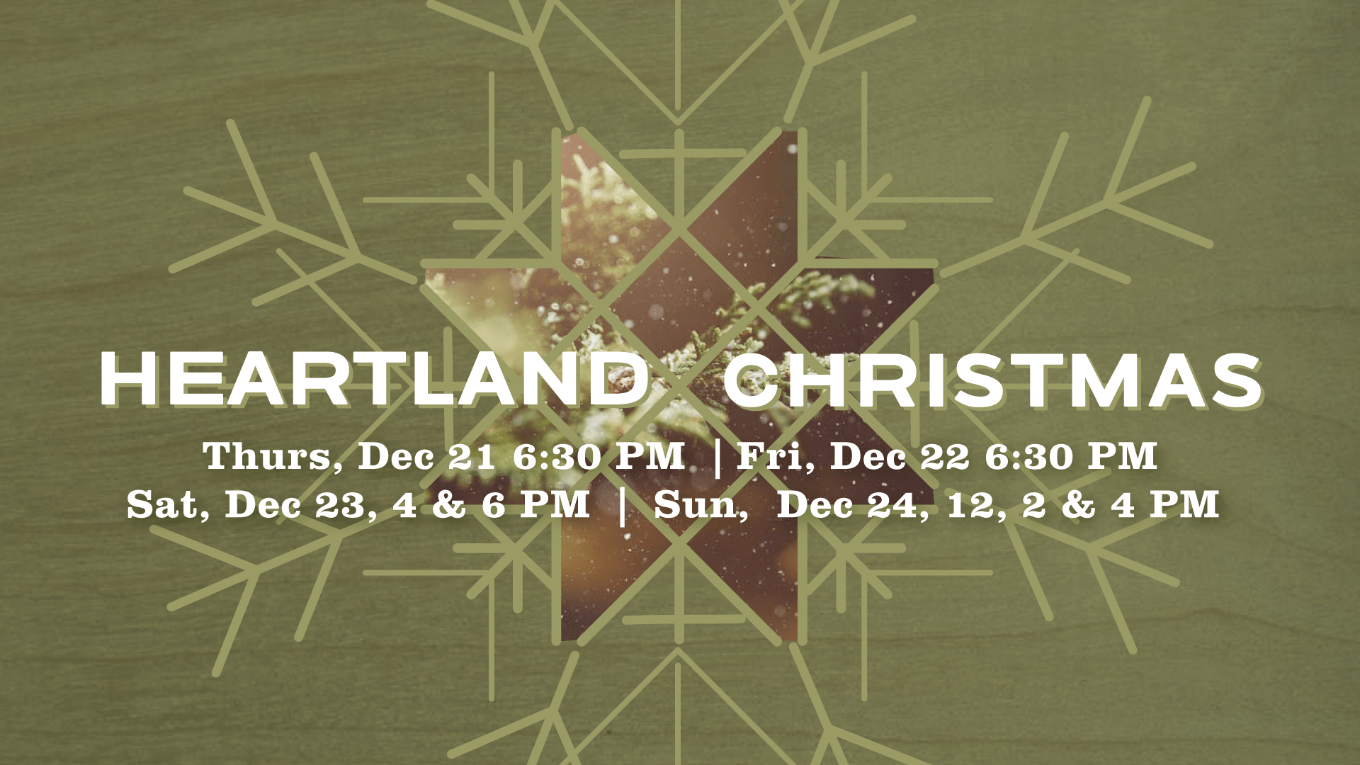 Heartland Christmas Services 2017