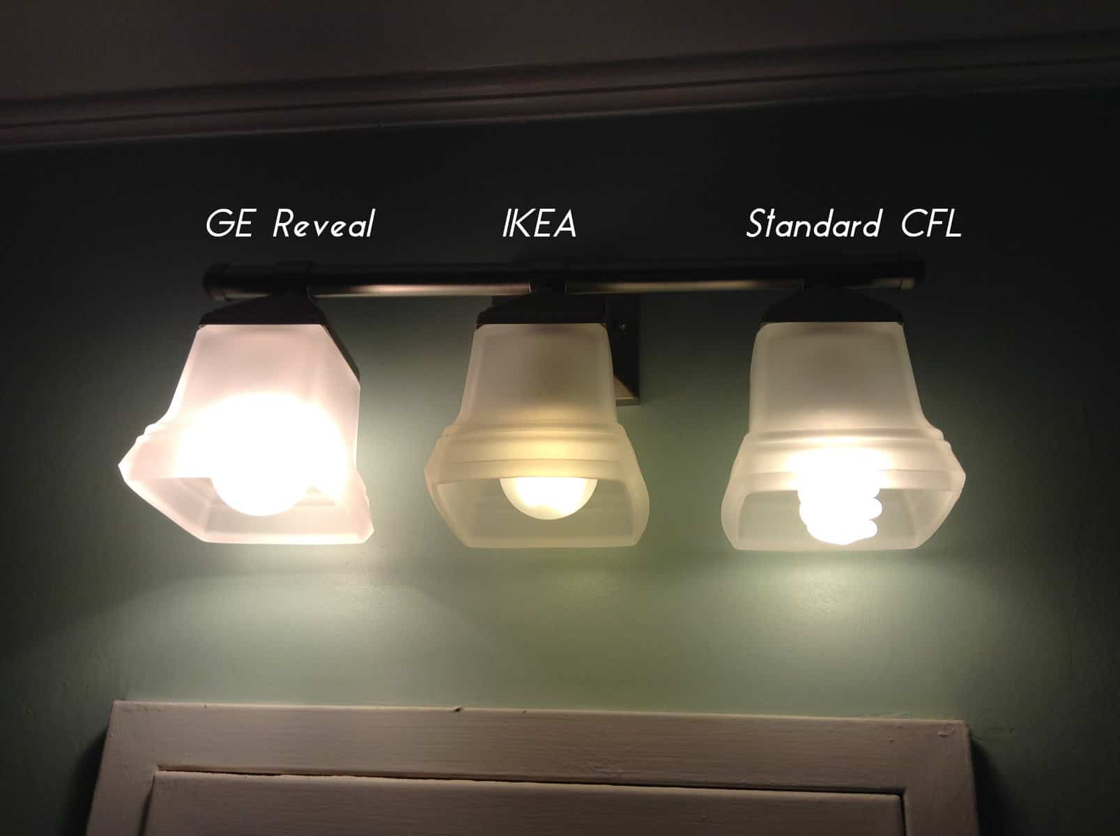 Reveal Light Bulbs Color Temperature
