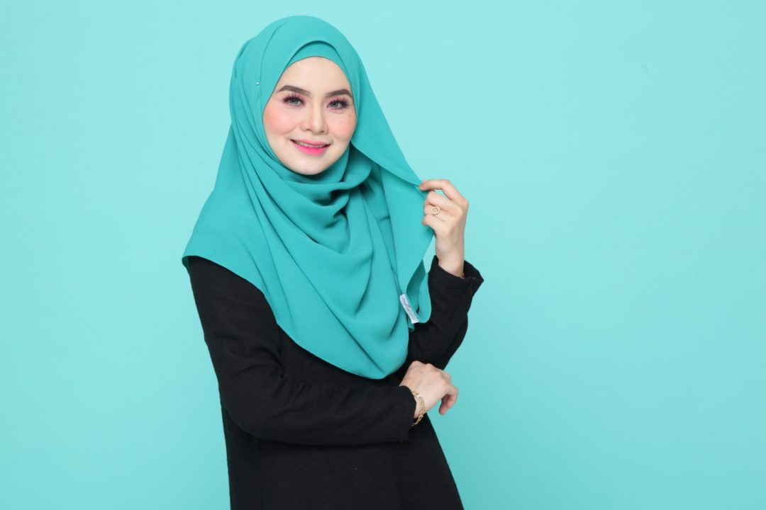 [Tutorial] How To Wearing Hijab – Alexa Instant Shawl