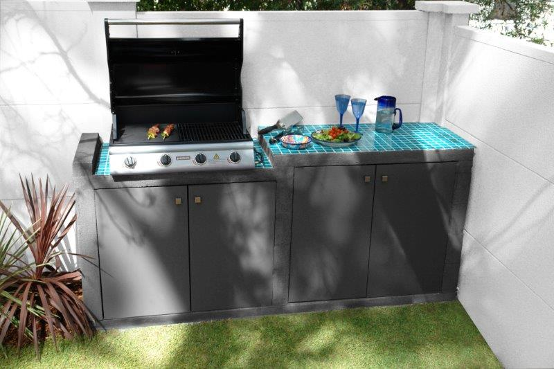 Diy How To Build A Hebel Bbq Bench