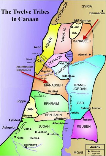 Twelve Tribes Arab Nations