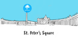St Peter Square Vatican City