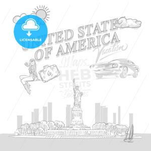 United States travel marketing - HEBSTREITS