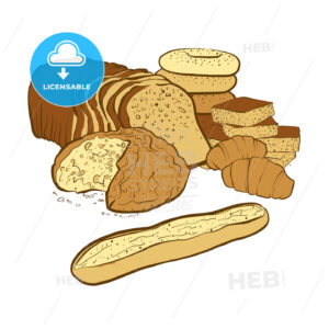 bakery products composition - HEBSTREITS